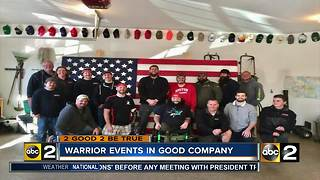 Warrior Events in Good Company - Video