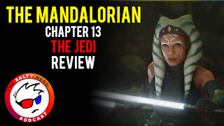 The Mandalorian Chapter 13: The Jedi (Salty Nerd Reviews)