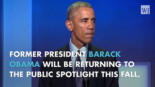 Analysts Warn Obama's Return To Spotlight Could Be Toxic For Democratic Party - Video