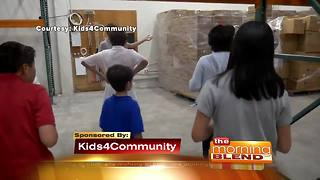 Kids Helping Kids Get Involved In Their Community 9/5/17