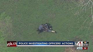 KCPD reviewing carjacking suspect's arrest - Video