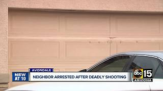 Avondale man shot and killed in his garage