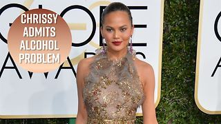 Chrissy Teigen's journey to a sober lifestyle - Video
