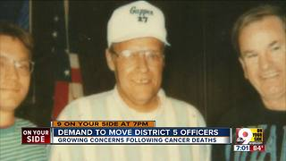 A demand to move District 5 officers - Video