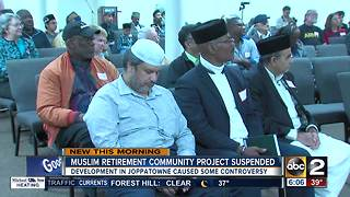 Muslim retirement community suspended in Harford County - Video
