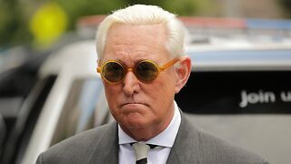 Judge Rejects Roger Stone's Request For A New Trial