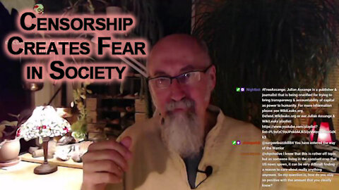 Censorship by Centralized Power Creates Fear in Society and Acts as a Catalyst to Brutality