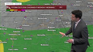 Sunday Night Quick Weathercast