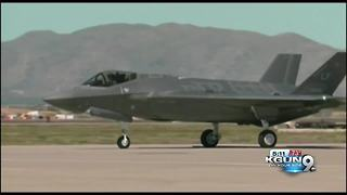 Air Force still considering Davis-Monthan for F-35s - Video