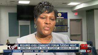 KHSD Discrimination Concerns - Video