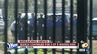 Search for missing at-risk children - Video