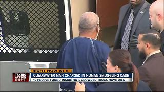 Clearwater man charged in human smuggling case - Video