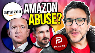 Is Amazon Going to Lose? Lawyer Explains Parler's Response to Amazon's Defense - Viva Frei Vlawg