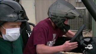 17-year-old cancer survivor surprised with ATV in Greeley