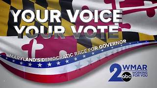WMAR-2 News' gubernatorial debate