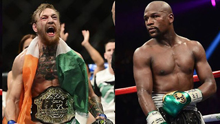 Floyd Mayweather vs Conor McGregor is OFFICIAL - Video