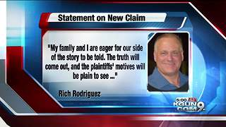 New claim filed against Rich Rodriguez - Video