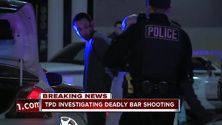 Deadly Bar Shooting