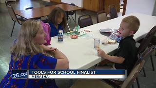 Menasha school a Shopko Tools for Schools finalist - Video