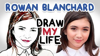 Rowan Blanchard || Draw My Life - Video