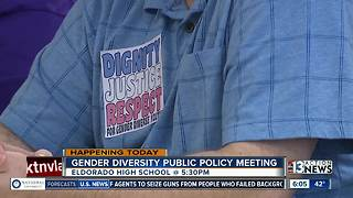 CCSD holding meeting to discuss gender policy - Video