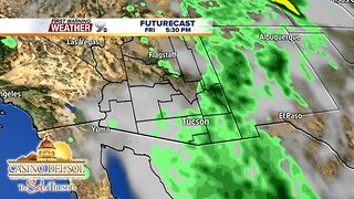FORECAST: Monsoon to become more active
