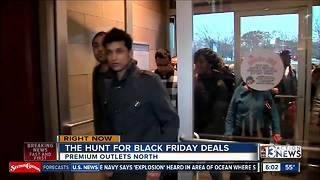 Despite more online deals, Black Friday shoppers say it's still a tradition - Video