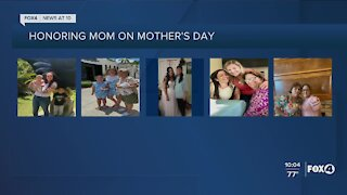 Mother's Day shoutouts