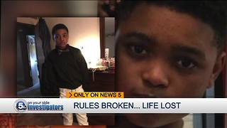 Drowning victim's aunt wants group home closed