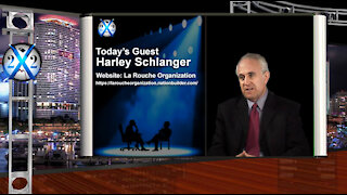 Harley Schlanger - Conspiracy No More, [DS] Agenda Exposed, We The People Are The Cure