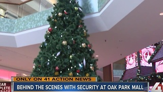 Behind the scenes at Oak Park Mall - Video