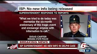 ISP: Reports of new Delphi info 'not accurate' - Video