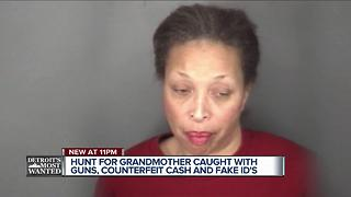 Detroit's Most Wanted: Mystery woman escapes federal custody - Video