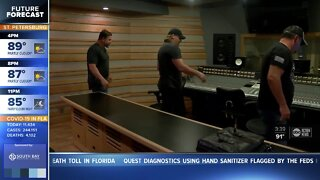 Local band releases inspirational music video amid pandemic