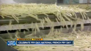National French Fry Day - Video