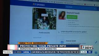 How to remove your personal info from websites - Video