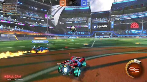Another 3v3(rocket league)