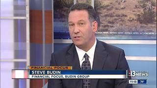 Financial Focus with financial analyst Steve Budin