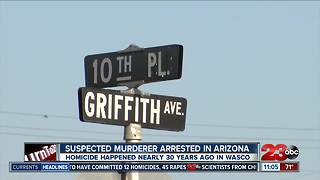 Murder suspect wanted by KCSO for 30 years captured in Phoenix, Ariz. - Video