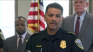 Milwaukee's top cop demoted: Chief Alfonso Morales now a captain