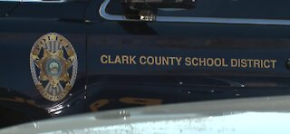 Students demanding end of police officer at Clark County schools