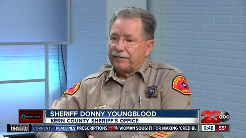 One-on-one with Sheriff Donny Youngblood