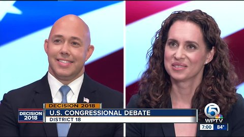 18th Congressional district debate