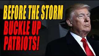 """TRUMP: """"The Calm Before the Storm"""""""