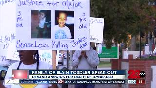 Major Sutton's family speaks out - Video