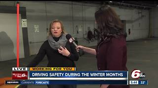 Winter weather preparedness: Driving safety with Department of Public Works - Video