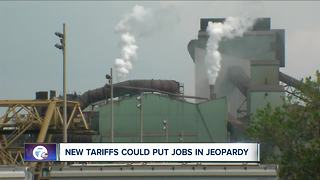 Worried about tariff's effect on local jobs