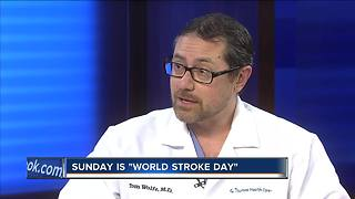 Doctor discusses stroke prevention and symptoms to know about - Video