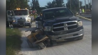 ATV crash in Loxahatchee Groves sends 2 youngsters to hospital