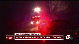 Three people killed in Carroll County plane crash